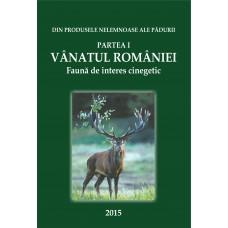 Carte VÂNATUL ROMÂNIEI 2016. Faună de interes cinegetic