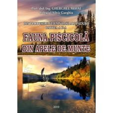 Carte Fauna Piscicolă din apele de munte