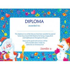 Diplomă A4 Color