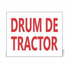 Panou Drum de Tractor