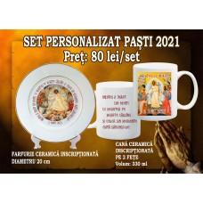 Set Personalizat Paşti 2021
