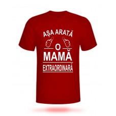 Tricou Așa Arată O Mamă Extraordinară