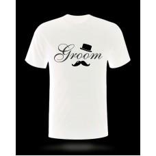 Tricou Groom 1